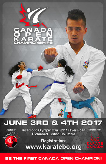 2017 Canada Open Karate Championships