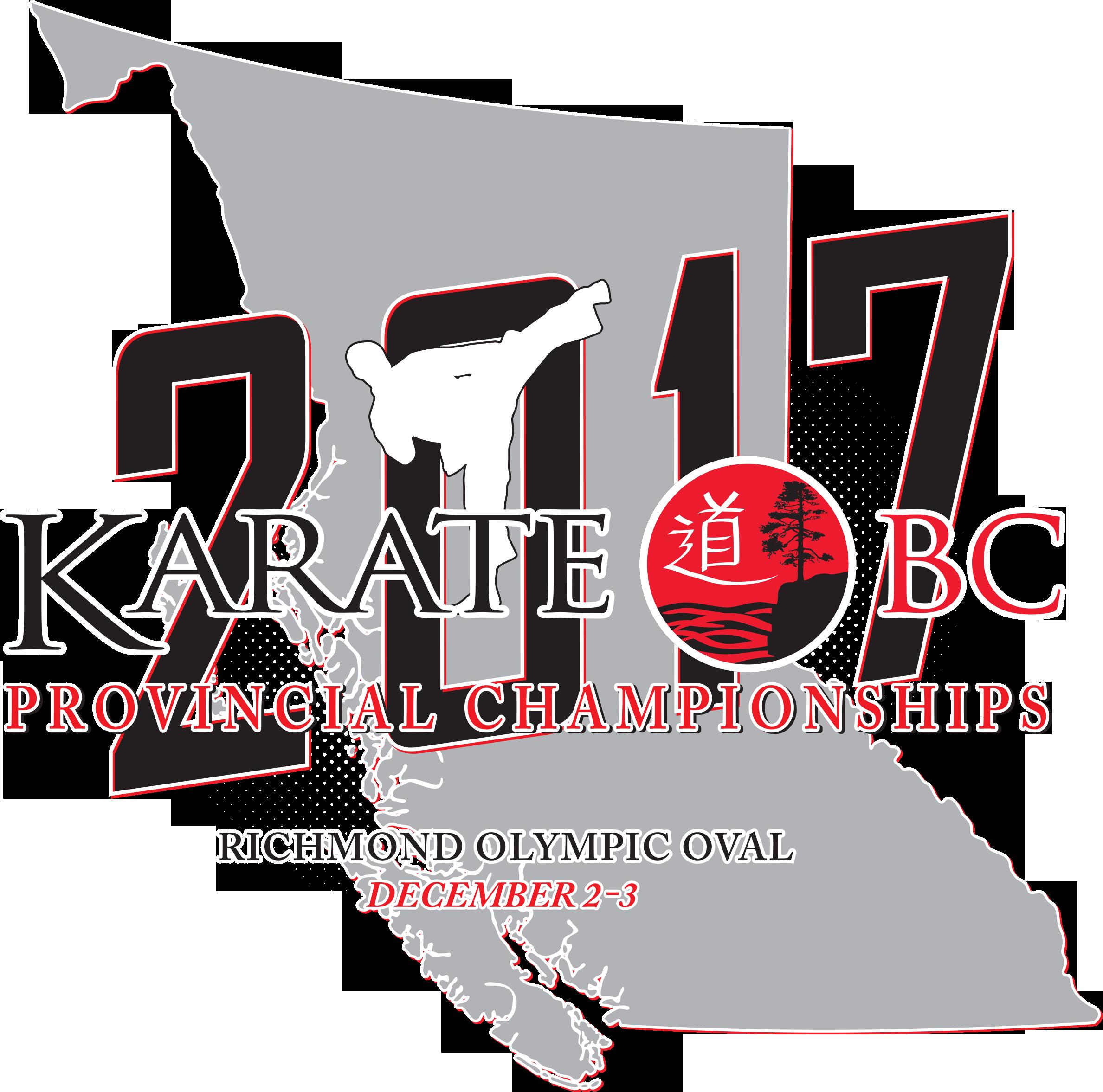 2017 Karate BC Provincial Championships