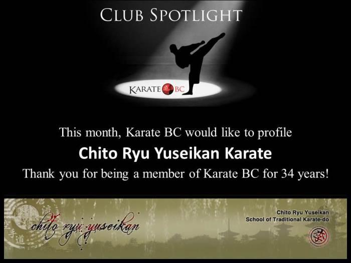 Club Spotlight Chito Ryu Useikan